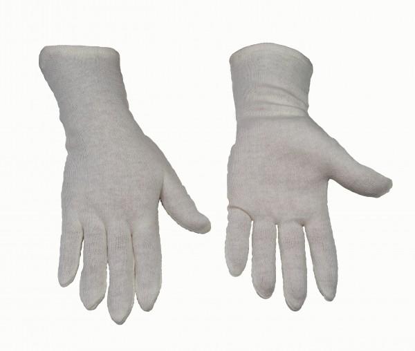 Baumwoll Unterziehhandschuhe (12 Paar)